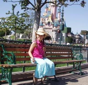 Disneyland Marie