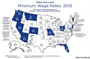 minimum wage 2015