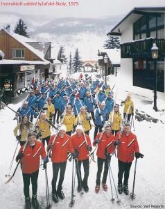 VR11 Vail ski school 1975