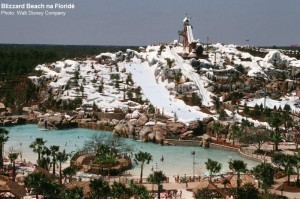 Blizzard Beach Florida