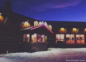 McDonald's Sweden 1