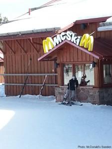 McDonald's Sweden 2