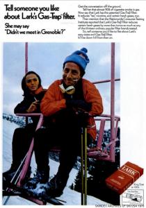 Ski smoke 70