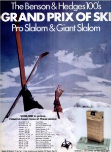 Ski smoke 71