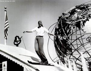 unisphere ny 1964