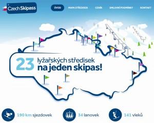 Czech Skipass 1