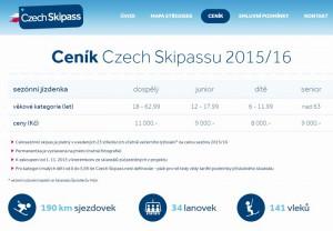 Czech Skipass 2