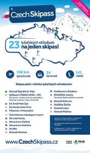 Czech Skipass 5