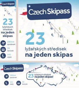 Czech Skipass 6