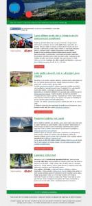 Emailing podzim 2016 Lipno