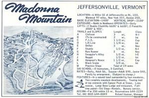 N100 Madonna Mountain 1964